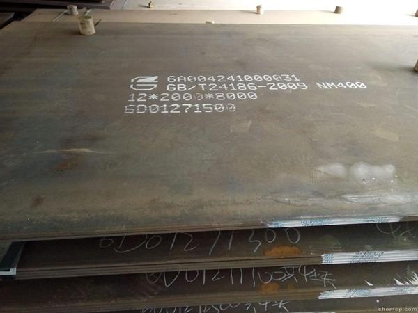 无锡耐磨钢板